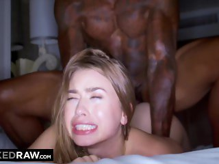 Amateur Doggystyle Interracial Orgasm Pain Wife