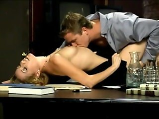 Amazing Babe Erotic Office Secretary Softcore