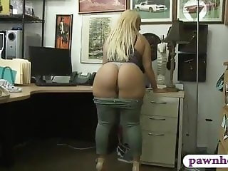 Ass Chubby  Office
