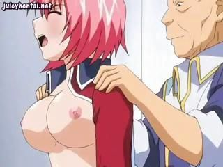 Anime Drilled