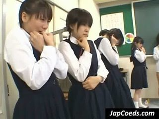 Japanese School Teen Amazing Asian Coed