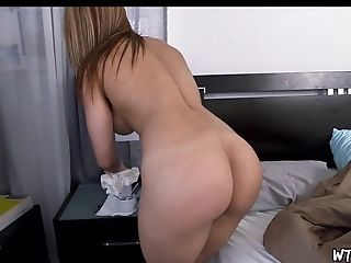 Ass Babe Brazilian Latina Maid