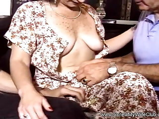 Amateur Groupsex Swingers Threesome Wife